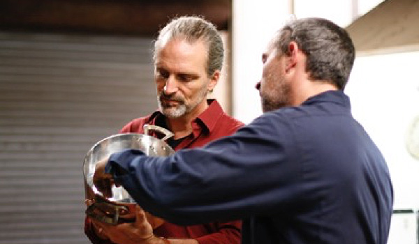 Brooklyn Copper Cookware craftsmanship