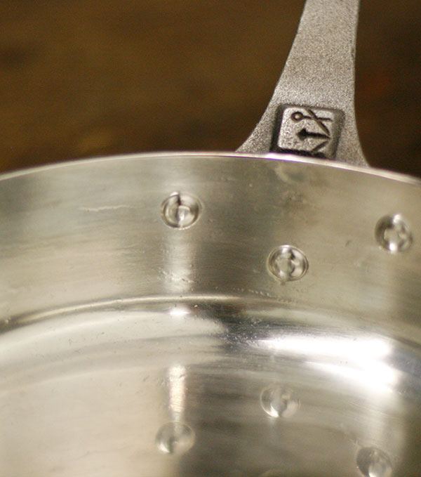 The finest saute pans from Brooklyn Copper Cookware